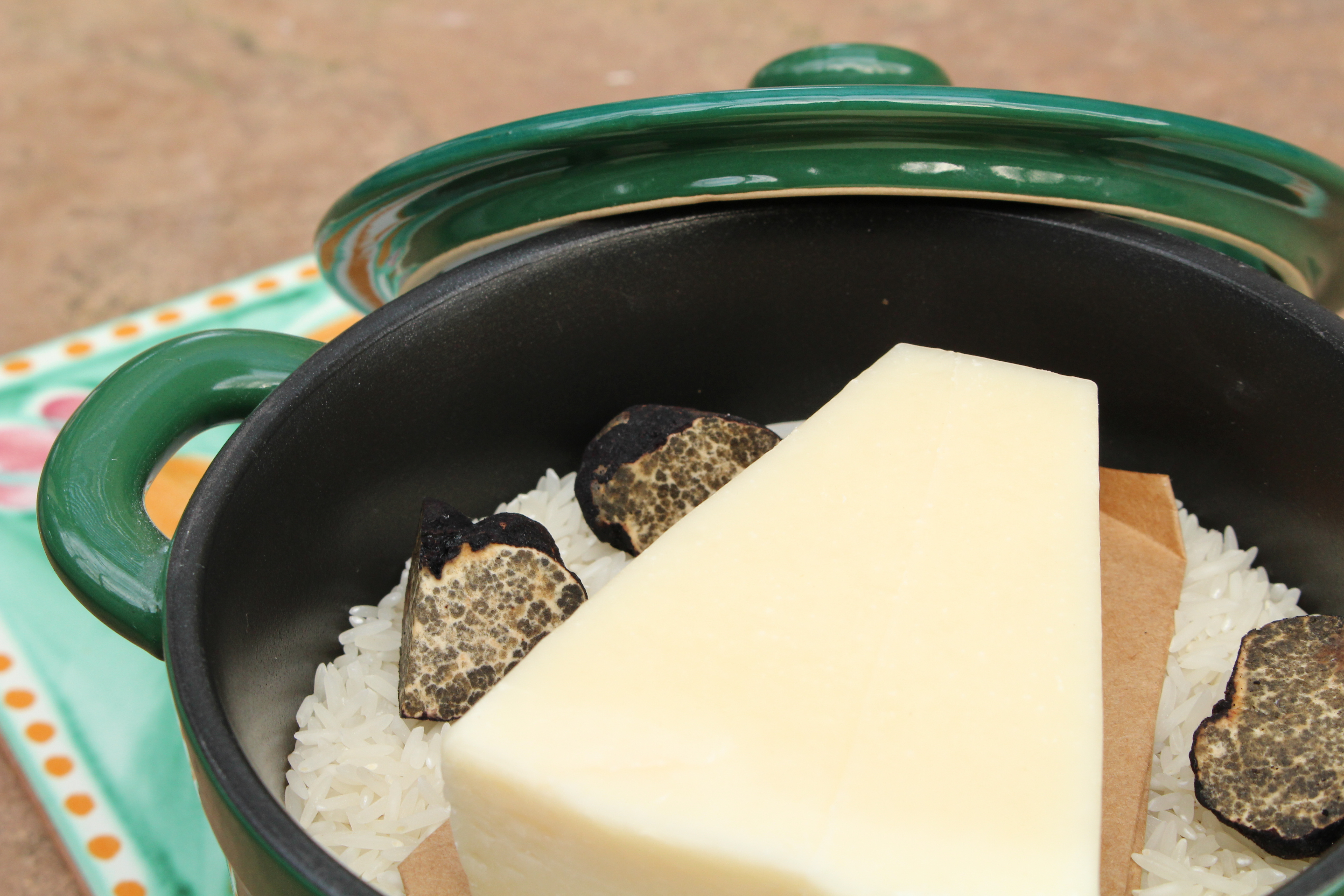 Truffled Pecorino Cheese
