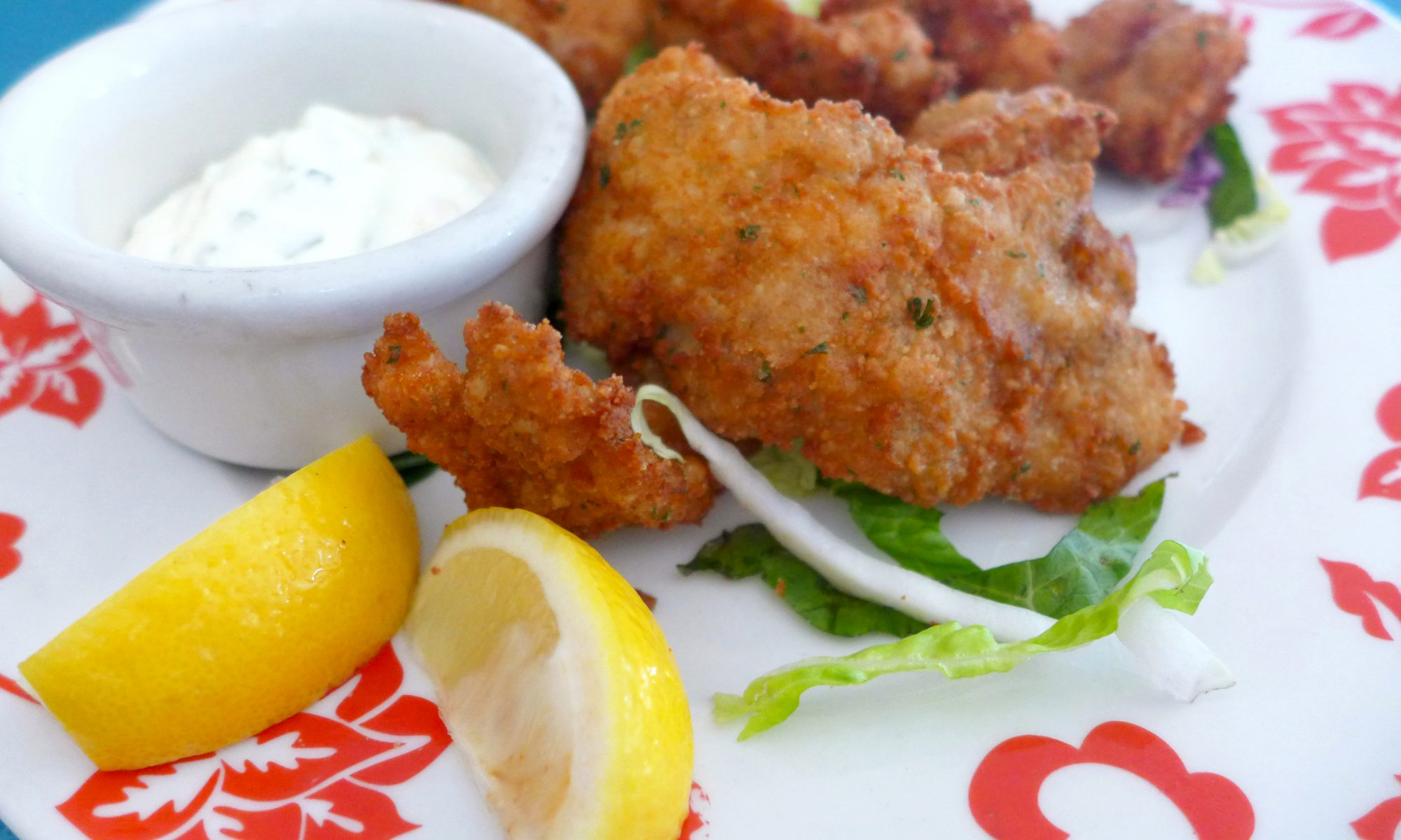 Geoduck Fritters